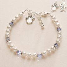 Made for an Angel Birthstone Bracelet